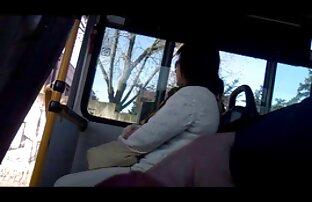 אוננות באוטובוס. סקס חינם סרטונים