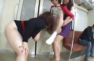 שני יפנים שמנים עסוקים. סרטי סקס אמא ובן חינם