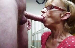 סבתא כפולה. מצלמות חיות סקס