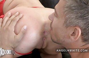 אנג ' לה ווייט, תחת גדול וטיפול פנים.