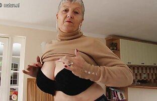 סבתא בריטית שובבה משחקת עם עצמה סרטי סקס זקנות חינם